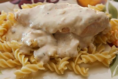 Crockpot Kremalı İtalyan Tavuk Tarifi