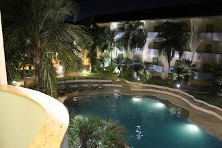 Hotel Wetiga em Bonito, MS