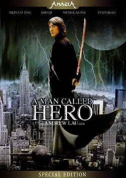 Trung Hoa Anh Hùng - A Man Called Hero (1999) Poster