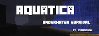 Aquatica Mapa para Minecraft 1.8