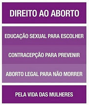 É direito das mulheres