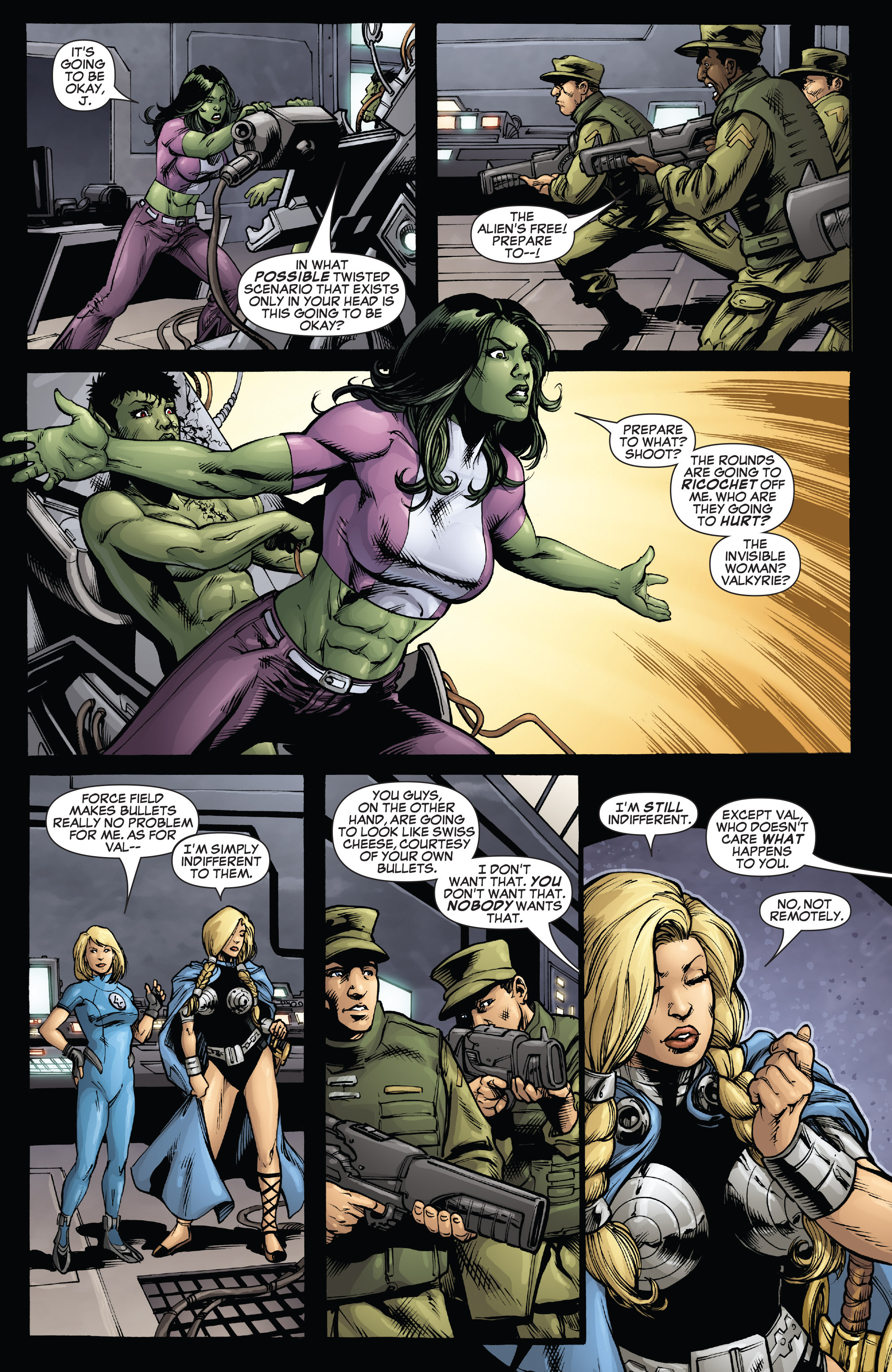 She-Hulk (2005) Issue #38 #38 - English 27