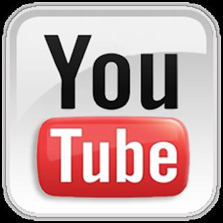 YouTube White Logo