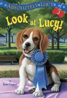bookcover of LOOK AT LUCY (Absolutely Lucy, #3) by Ilene Cooper