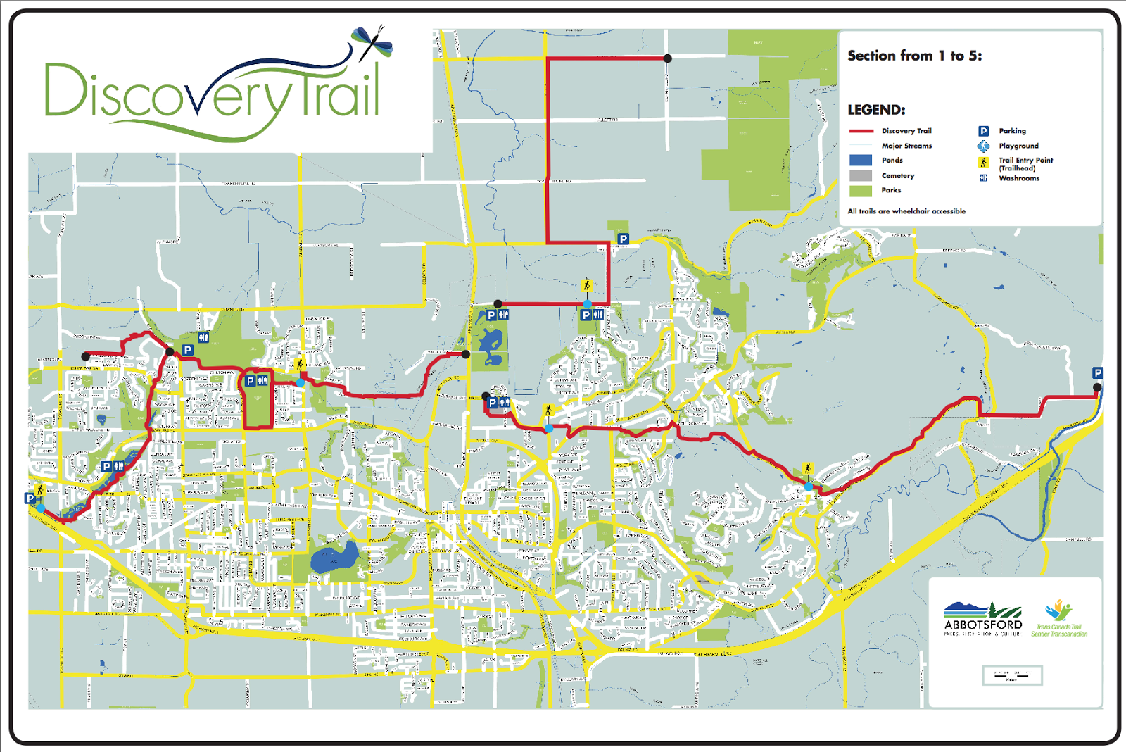 69 Discovery Trail Lets Go Biking