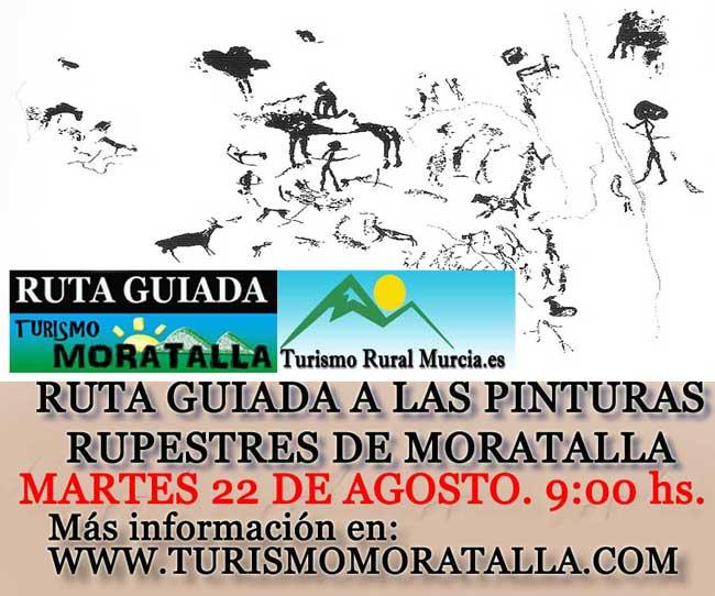 Visita Guiada a las Pinturas Rupestres (Martes 22 de Agosto):