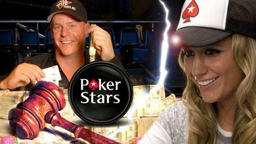 PokerStars SUE LINDGREN DAN AKHIR TIES DENGAN Rousso