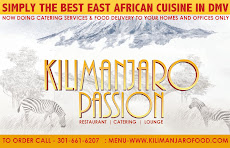 KILIMANJARO FOOD WASHINGTON DC