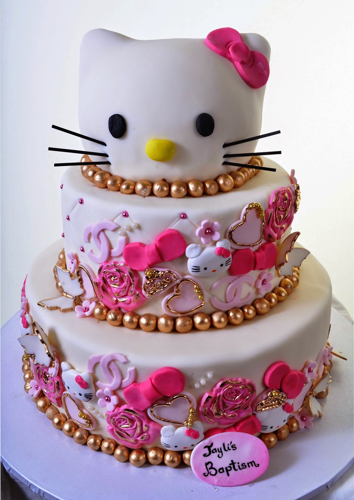 Hello Kitty Birthday Cake For Girlfriend Miscellaneous Garden
