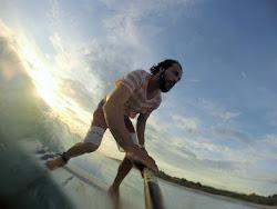 Veja a última aventura de Andre Torelly na Costa Rica em seu projeto 1 remo uma busca: