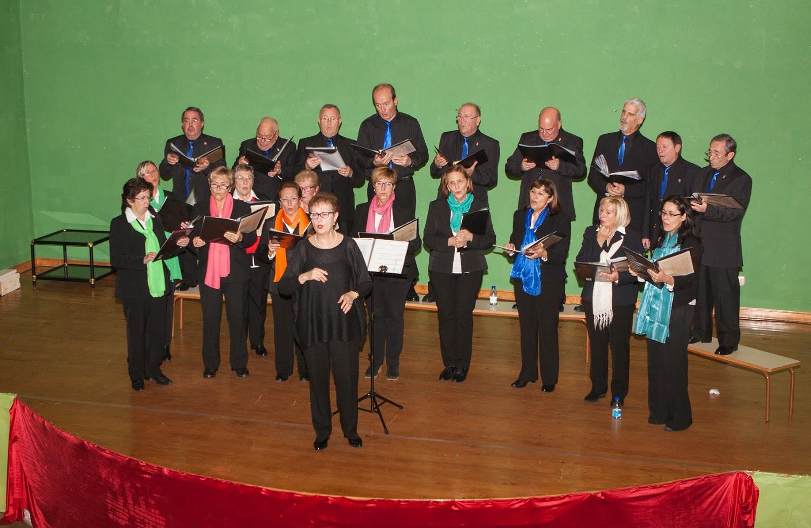 Concierto de Navidad Coro Rubagón 2014