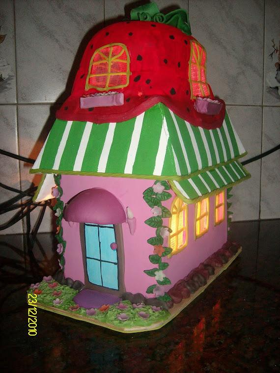 La casa de Frutillita