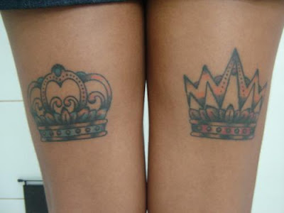 Dicas, imagens e fotos de Tatuagens de Coroa