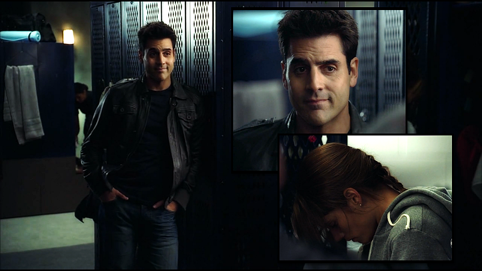 Gallery Rookie Blue Sam And Andy Rookie Blue Andy And Sam