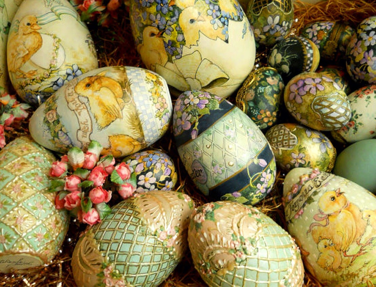 Happy Easter 2015 To Readers Of I Heart Shabby Chic Blog