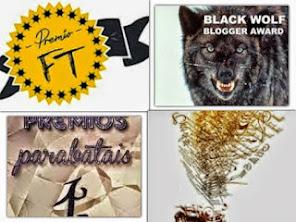 2 Premios FT, Parabatais, Dardos y Black Wolf Recibidos