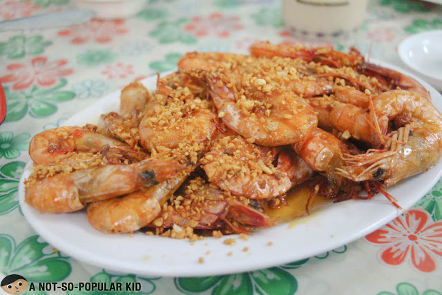 The Original Nena's Manokan and Seafood House in Bacolod