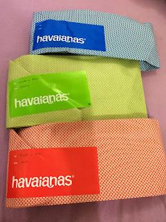 presentes para americanos - havaianas