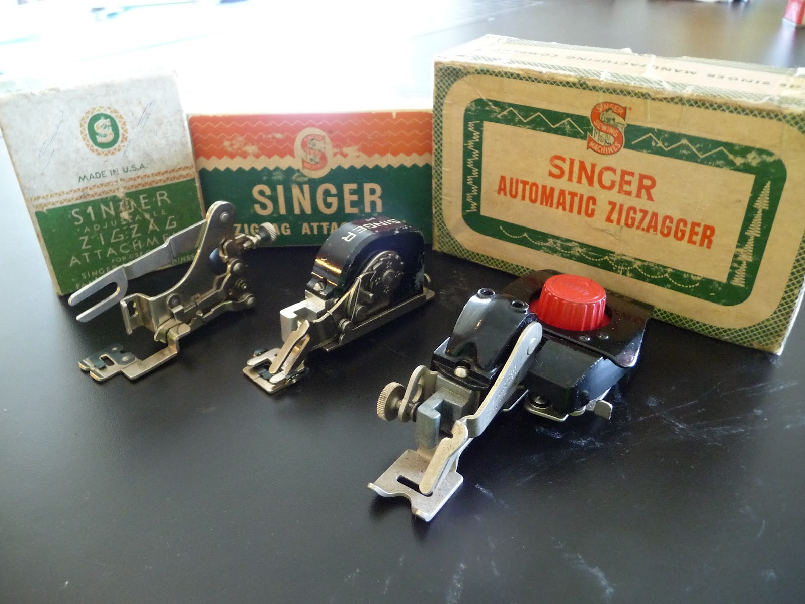 Antique and Vintage Sewing Machines Wanting a New Home!! : Singer ...