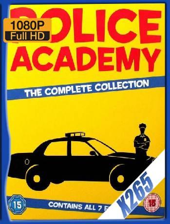 Police Academy (1984) x265 [1080p] [Latino] [GoogleDrive] [RangerRojo]