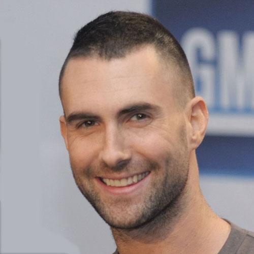 Adam Levine Hairstyles | Brai hairstyles