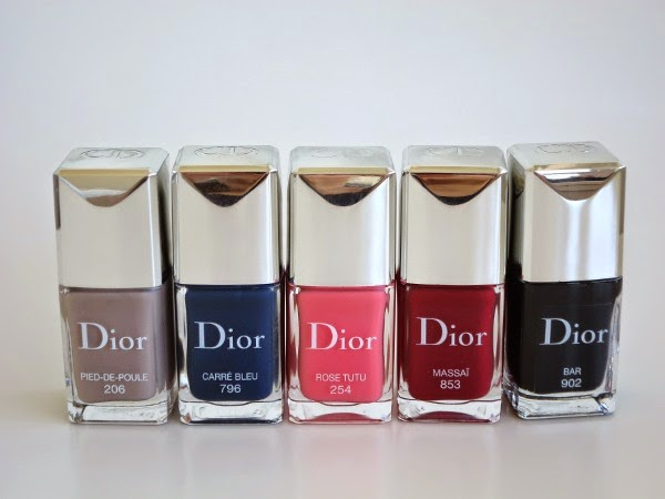 Dior Vernis fall 2014