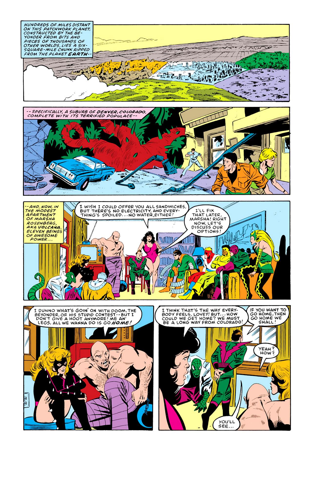 Captain America (1968) Issue #292l #219 - English 9