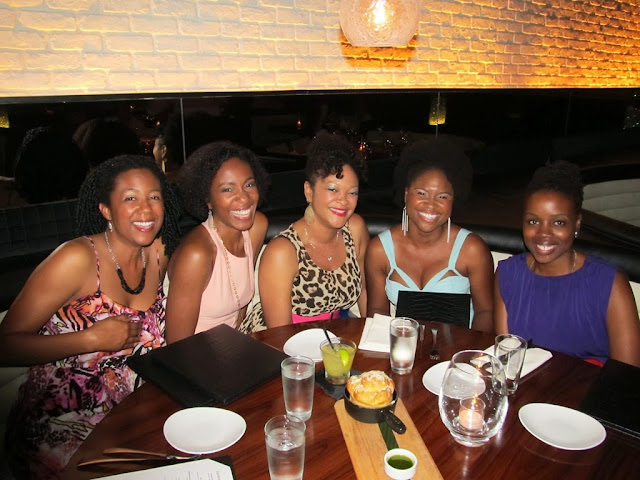 Girls pic 4 - Birthday at Stk Atlanta - Magnum Mondays - The City Dweller