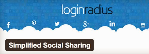 Simplified Social Sharing