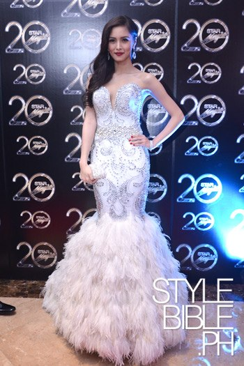 F!erce Paradise: Best 10 Gowns In Star Magic Ball
