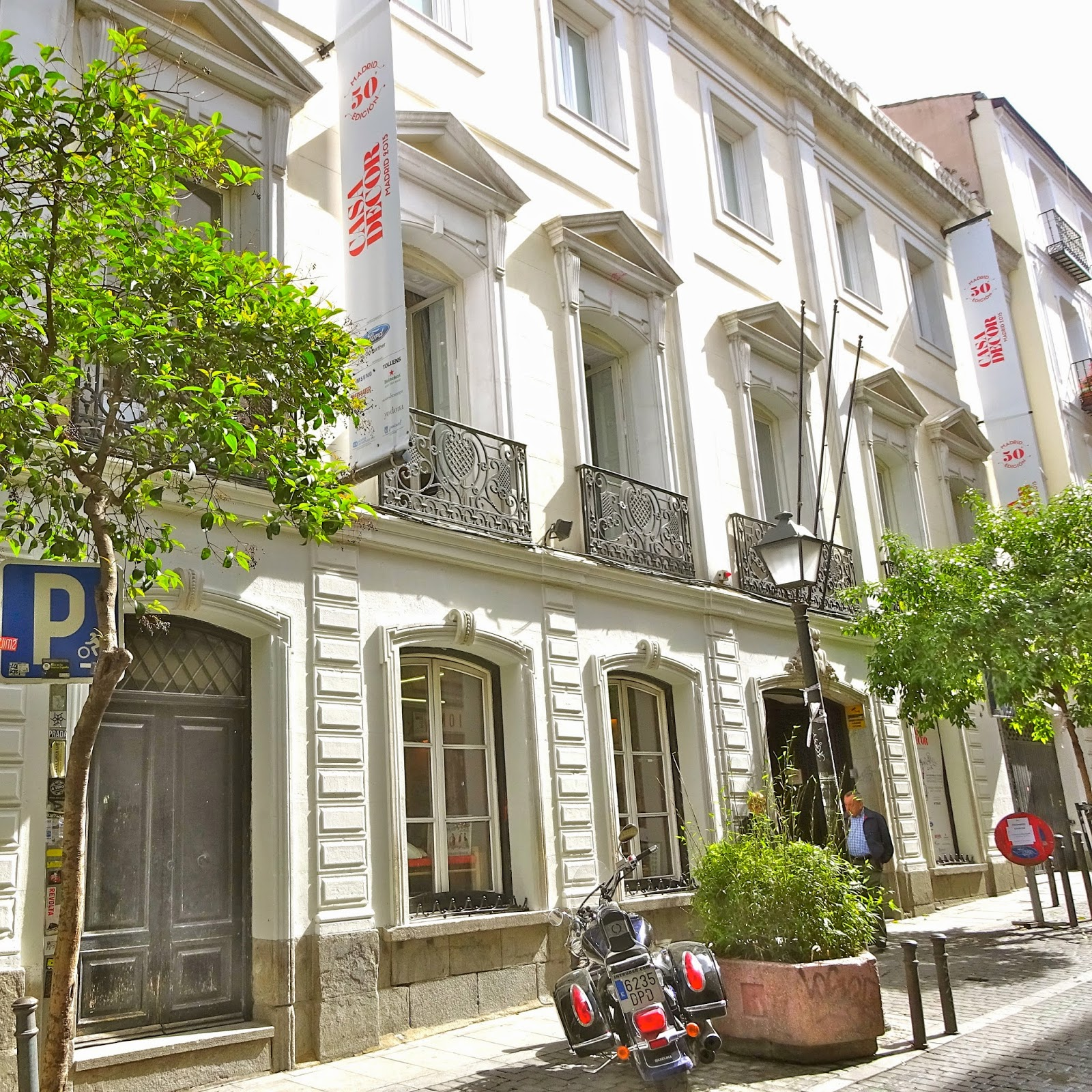 Casa muebles madrid awesome saln moderno with casa - Avant haus madrid ...