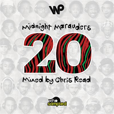 Chris Read - A Tribe Called Quest Midnight Marauders 20th Anniversary Mixtape