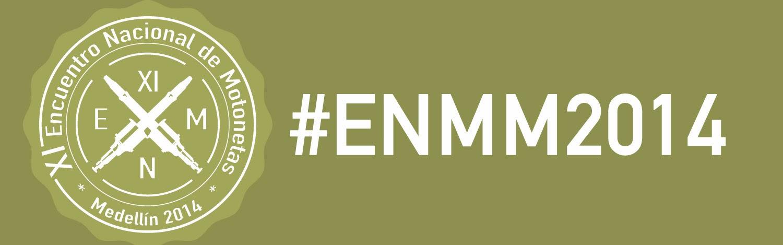 #ENMM2014
