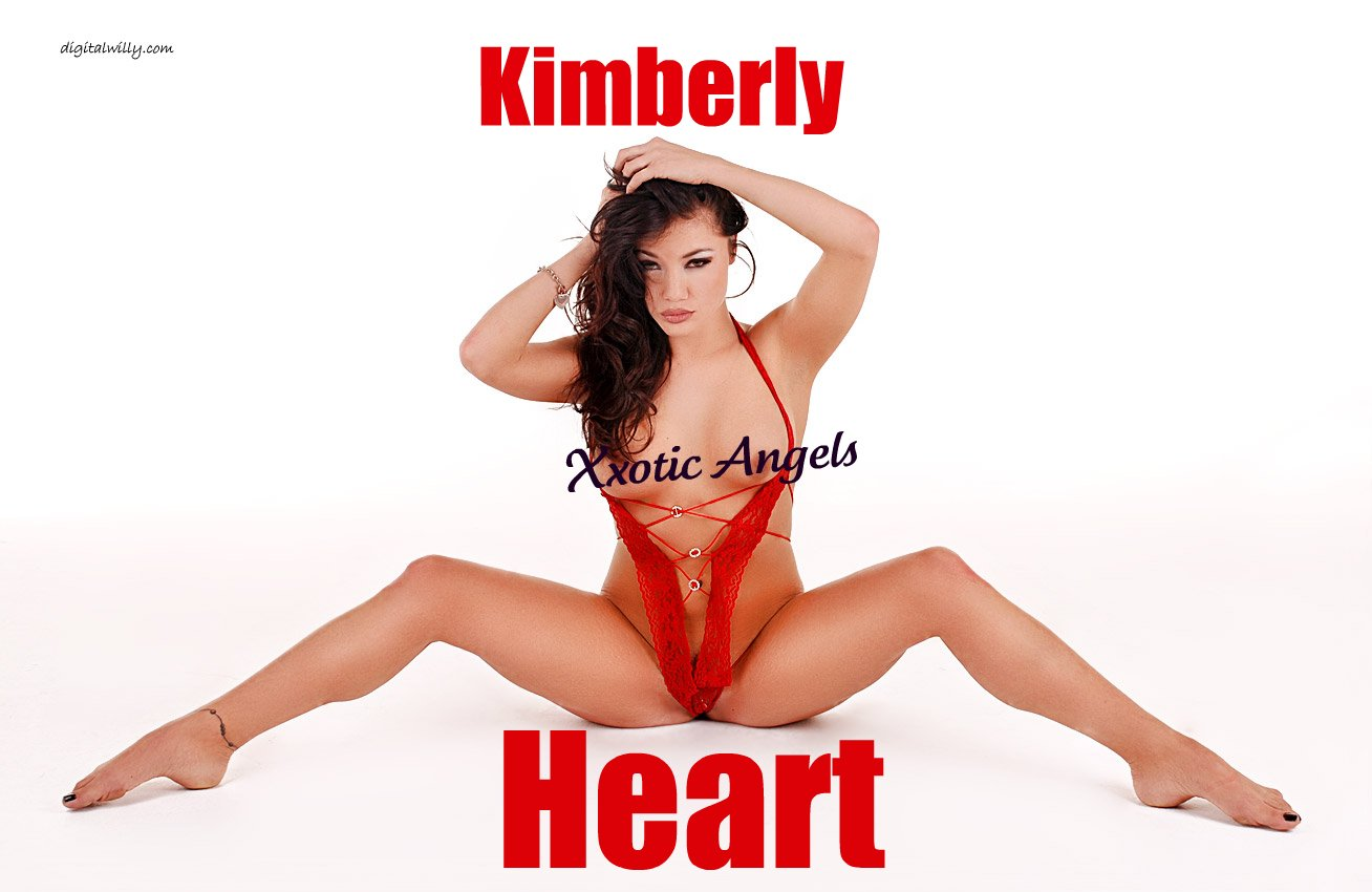 Kimberly heart nude
