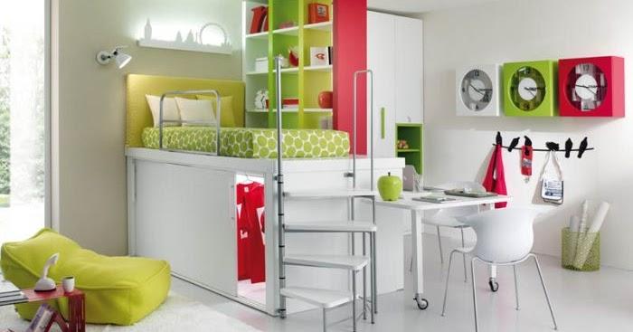 Kids room design collection best kids furniture loft - Habitaciones infantiles decoracion paredes ...