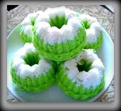 Resep Kue Tradisional Putu Ayu
