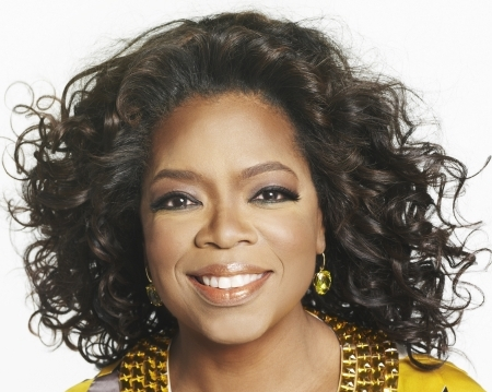 Oprah - tv presenter