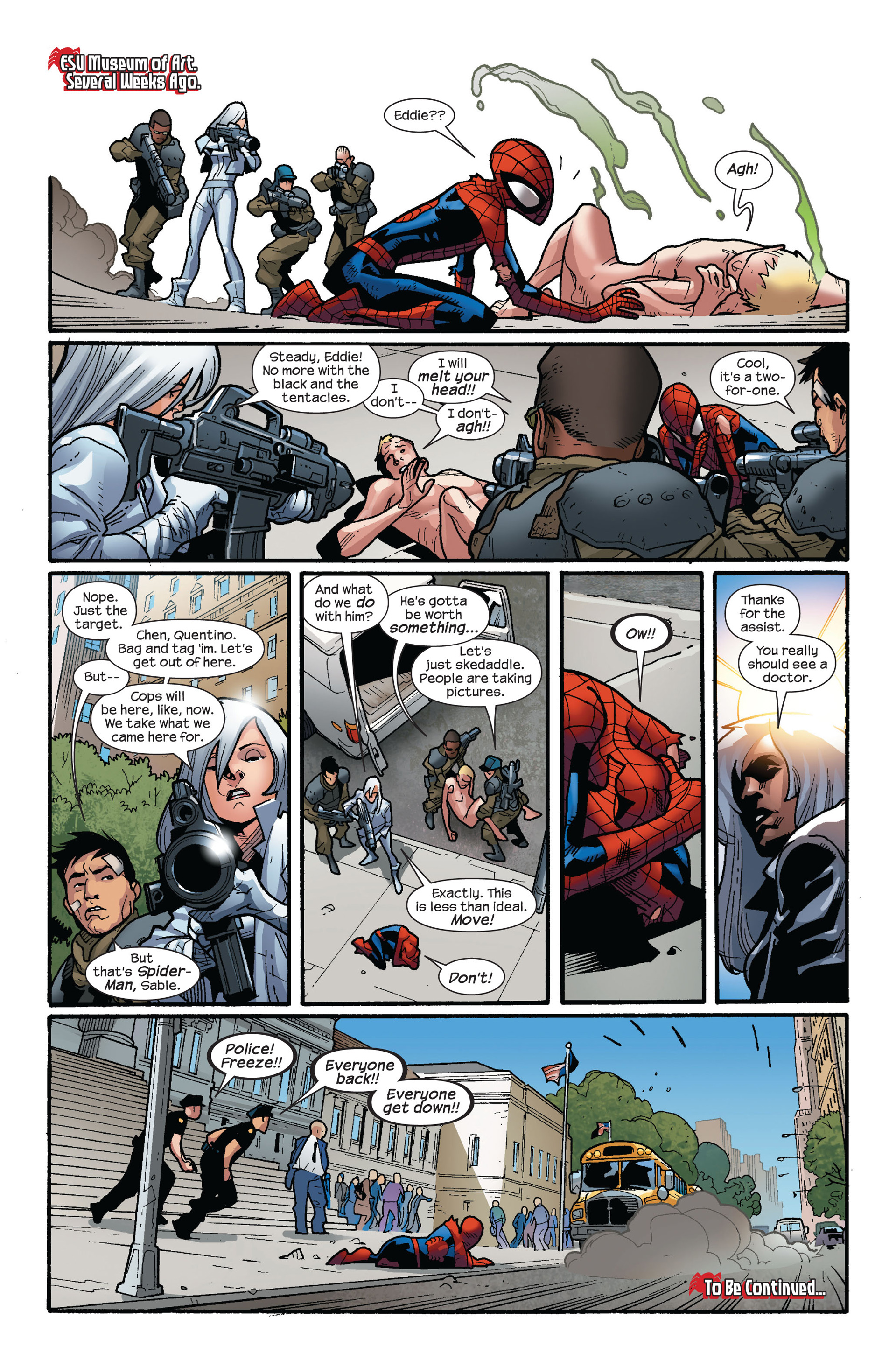 Ultimate Spider-Man (2000) Issue #124 #128 - English 22