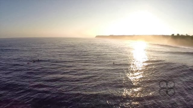 EPIC PEAHI AERIAL SURF VIDEO 1-19-2014