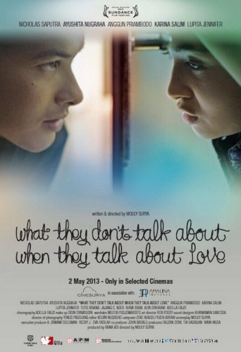 Film What They Dont Talk About 2013 (Bioskop)