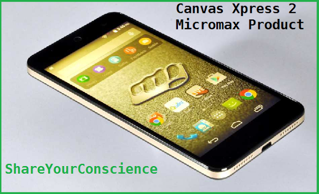 Canvas Xpress 2 a Micromax Product