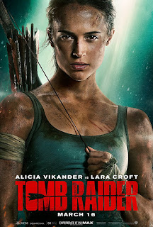 Tomb Raider 2018 Movie (English) HDRip | 720p | 480p