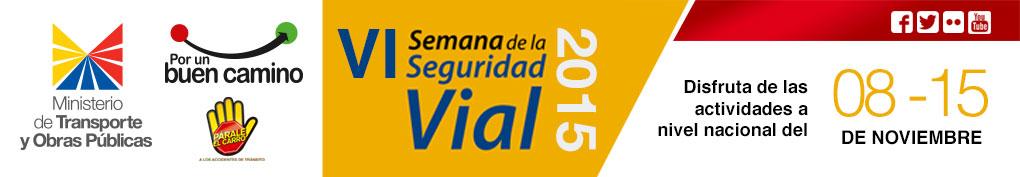 Semana de la Seguridad Vial 2015