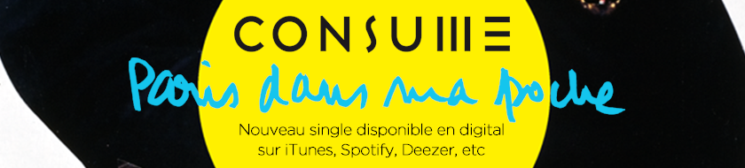 CONSUME - Site officiel