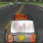 3D Jip Yarışı