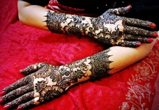 Mehndi For Thin Hands : Amehndidesign latest arabic mehndi designs for hands