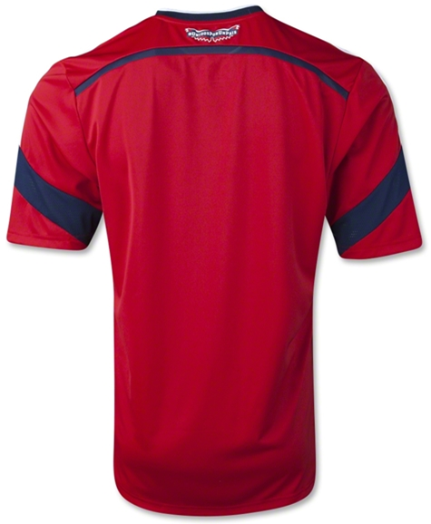 Adidas Colombia Away 2014 Replica Soccer Jersey