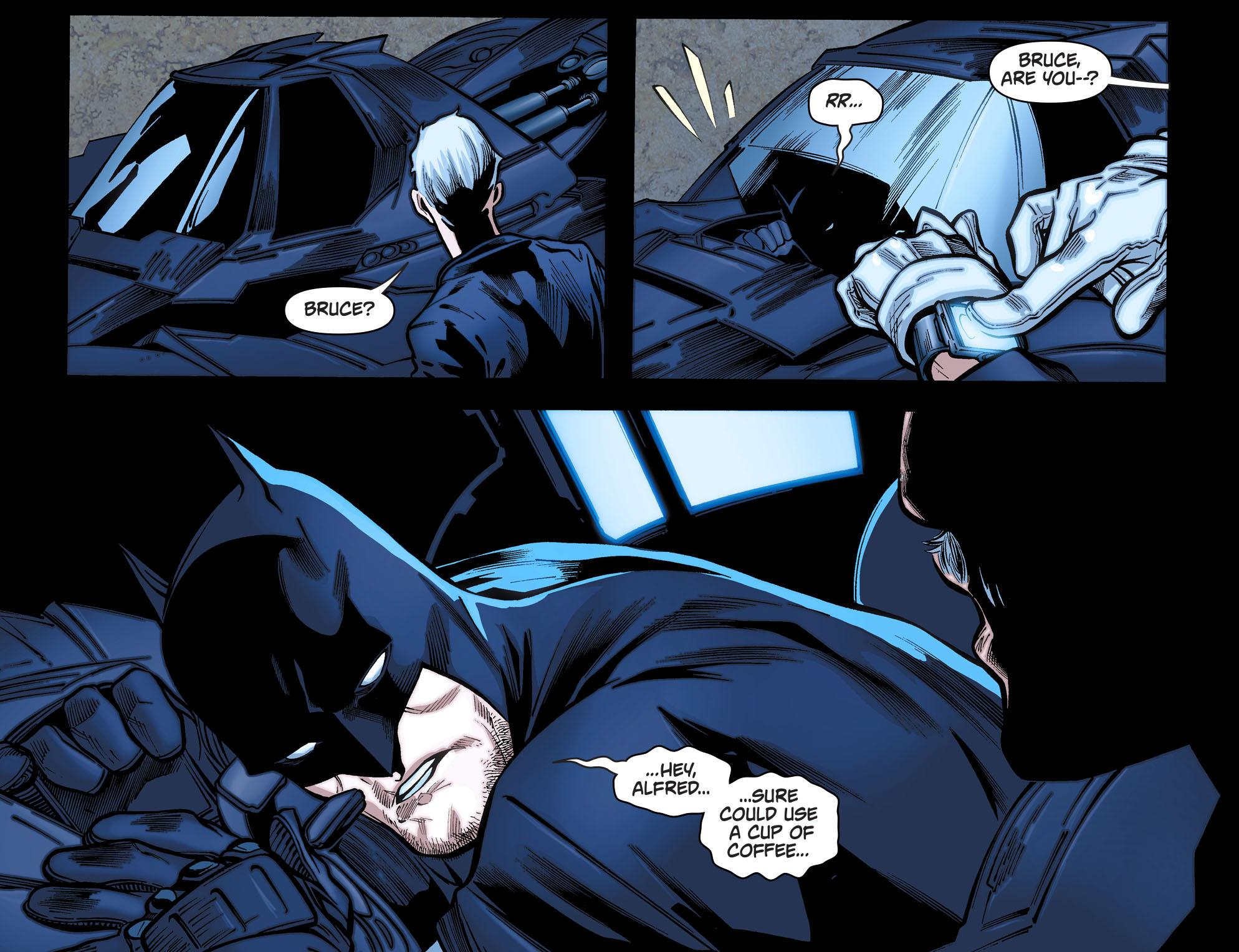 Batman: Arkham Knight [I] Issue #34 #36 - English 4