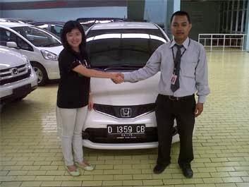 Sales Resmi Honda Bandung