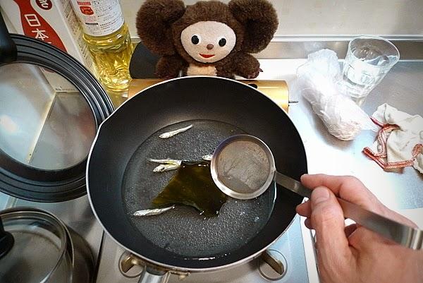 豚の肉じゃがの作り方(1)